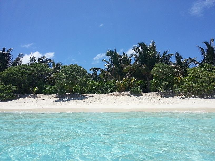 Пляж Тодду