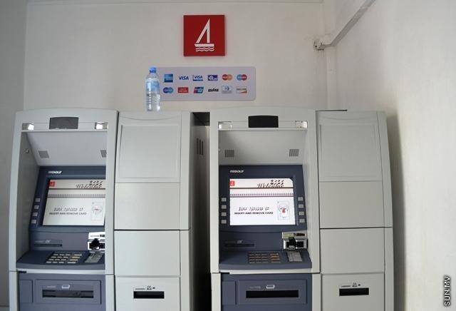 ATM Maldivies