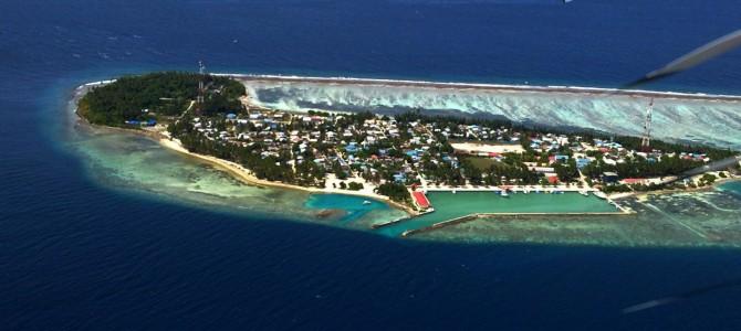 Остров Гурайдо (Guraidhoo)
