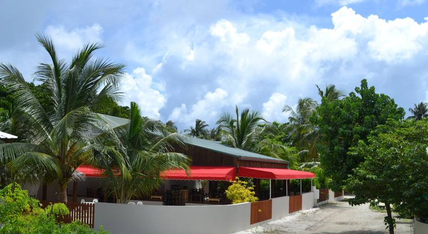 Гостевой дом на Мальидвах