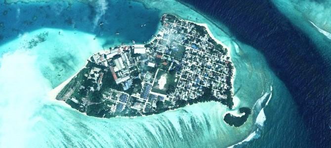 Остров Тулусду (Thulusdhoo)