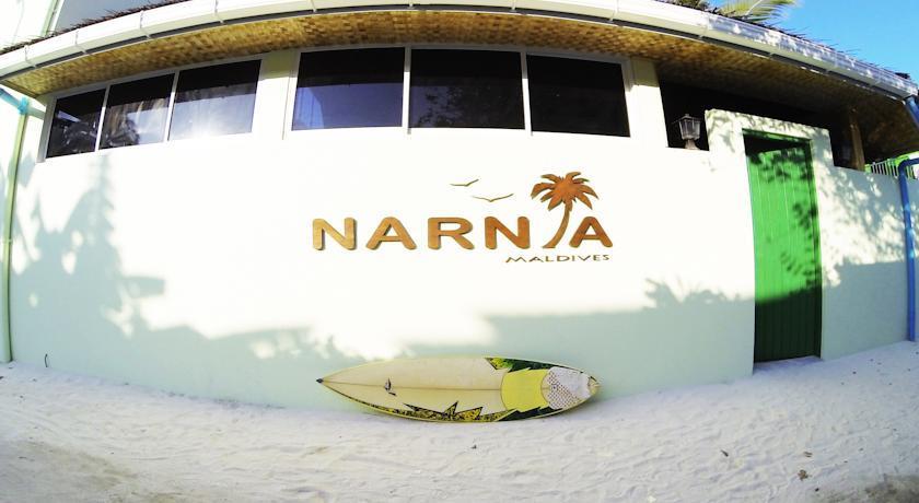 Еще один гостевой дом на Мальидвах