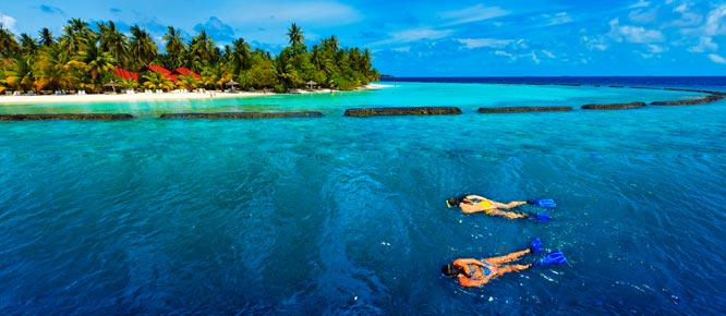 Рекомендуем не пренебрегать экскурсиями на Мальдивах