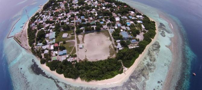 Остров Расду (Rasdhoo)